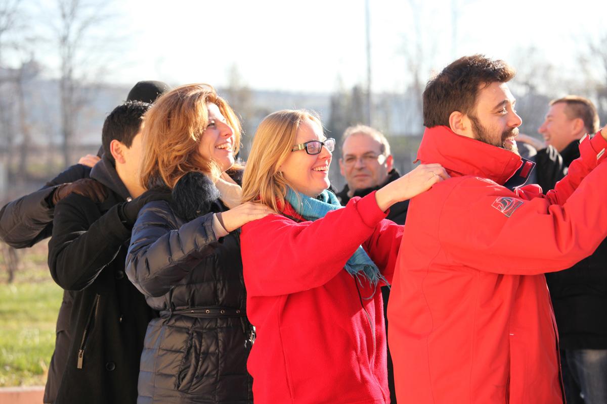 Team Building Verona - Formazione Esperienziale - Teatro Forum - Reckitt Benckiser - valpolicella - veneto