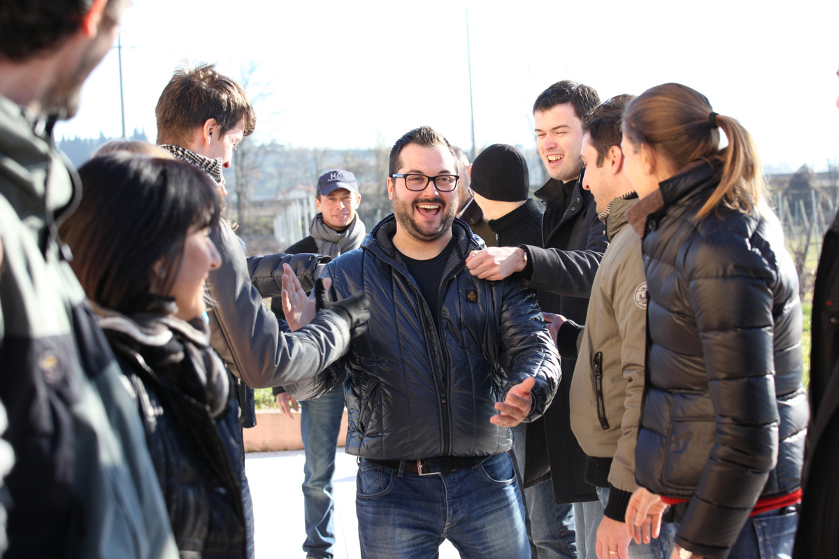 Team Building Verona - Formazione Esperienziale - Teatro Forum - Reckitt Benckiser