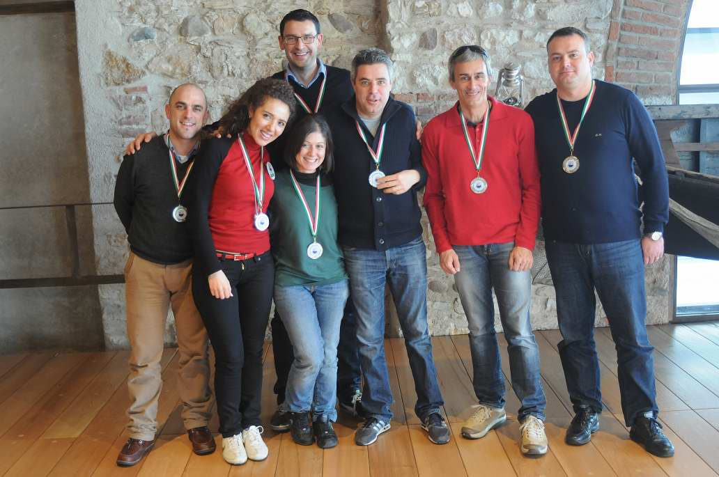 Incentivazione - Active Painting - Team Building Verona - Coloplast - premiazioni