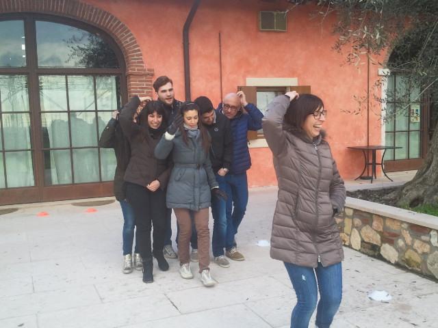Attività di formazione esperienziale, team building Verona,