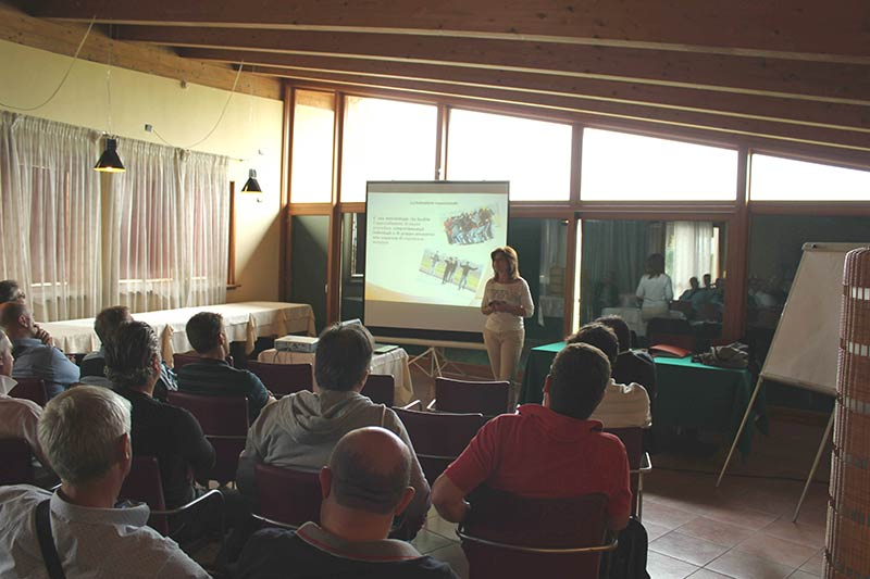 geocaching, briefing, coesione, condivisione, Team Building Verona,