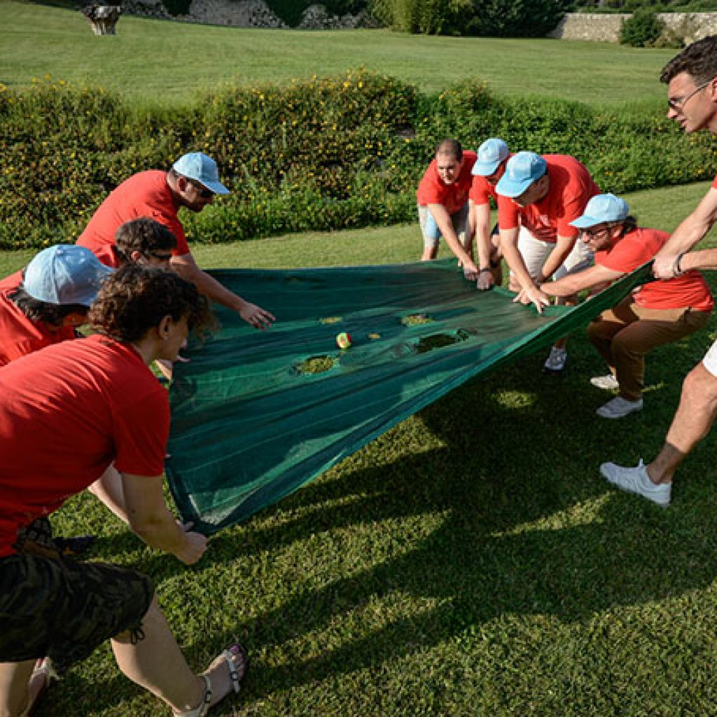 Team Building Verona Olimpiade Esperienziale