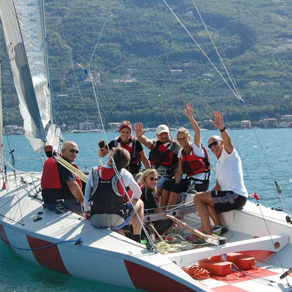 Team Building Verona Sailing Challange
