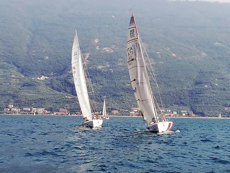 Team Building Verona Sailing Challange